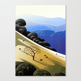 The Dead Tree Canvas Print