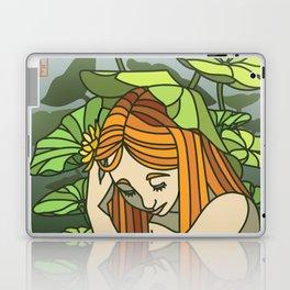 Lotus Capped Laptop & iPad Skin