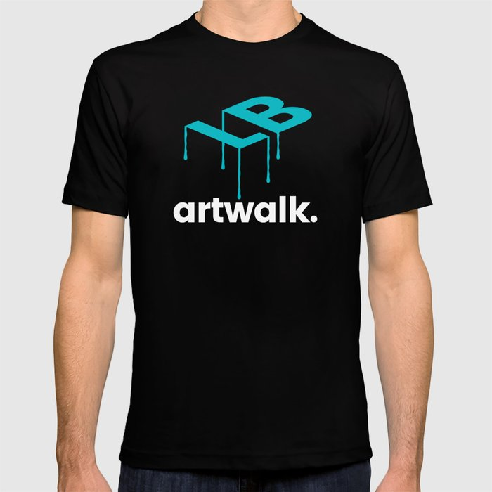 Long Beach Art Walk T-shirt