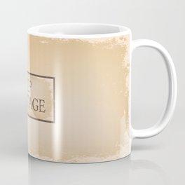 1970 Vintage Coffee Mug
