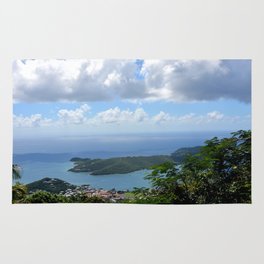 Over the Clouds in St Thomas Rug