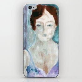 Woman iPhone Skin