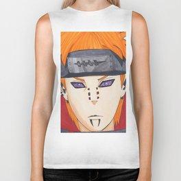 Pain (Naruto) Biker Tank