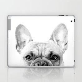 Bruno The French Bulldog Laptop & iPad Skin