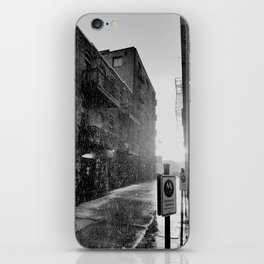 Alleys Climbing Up from the Railway iPhone Skin