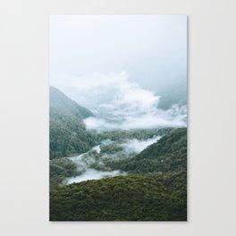 Hidden Valley Canvas Print