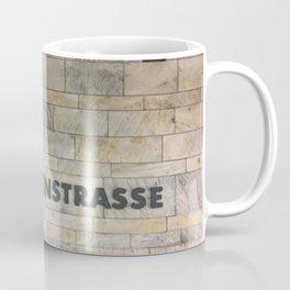 Nuremberg U-Bahn Memories - Jakobinenstrasse Coffee Mug
