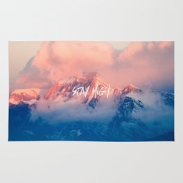 Stay Rocky Mountain High Rug