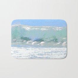 Pastel Wave Bath Mat
