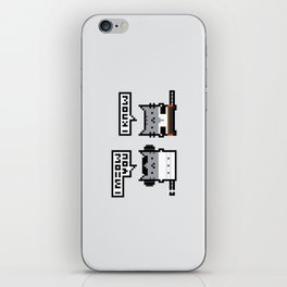 I Meow You - Cat Wars iPhone Skin