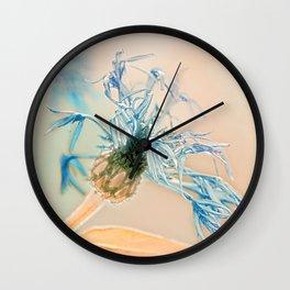 Cornflowers Wall Clock
