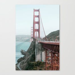 Bay Area Bliss Canvas Print