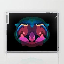 Liger skull Laptop & iPad Skin