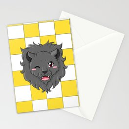 Chibi An Tir Stationery Cards