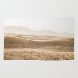 Windy desert Rug
