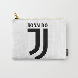 Ronaldo Juventus Carry-All Pouch
