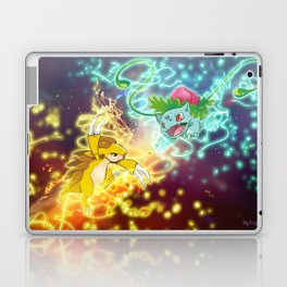 Pkm Battle Laptop & iPad Skin