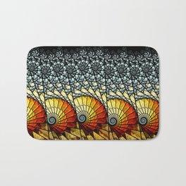Billow - Abstract Fractal Artwork Bath Mat