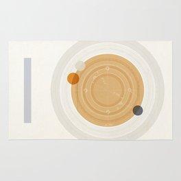 Saturn I Rug