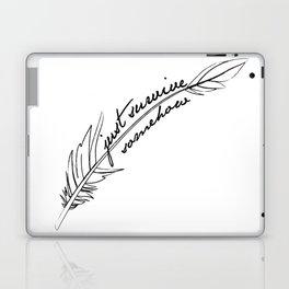 JSS feather Laptop & iPad Skin
