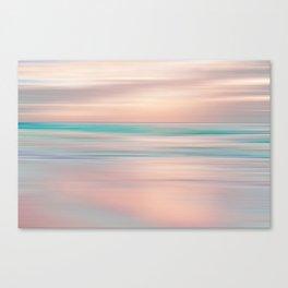 SUNRISE TONES Canvas Print