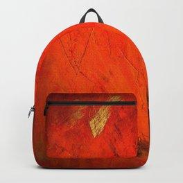 Vintage Orange Cases Backpack