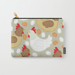 Hen House Carry-All Pouch
