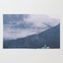 Waterton Fog Rug