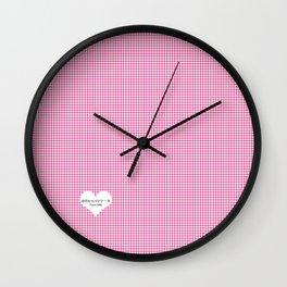 Japanese Kawaii Lolita - Tiny Heart Wall Clock