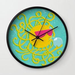 Go! Summer Wall Clock