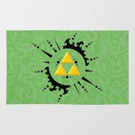 Triforce Zelda Rug