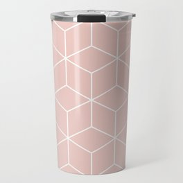 Quartzo Cubes Travel Mug