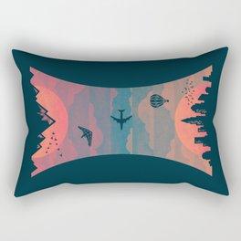 Sunrise / Sunset Rectangular Pillow