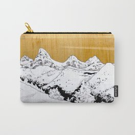 Targhee Tetons Carry-All Pouch
