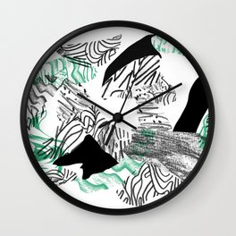 nothing nothing Wall Clock