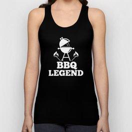 BBQ Legend Unisex Tank Top