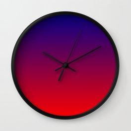 Wakanda Nights Wall Clock