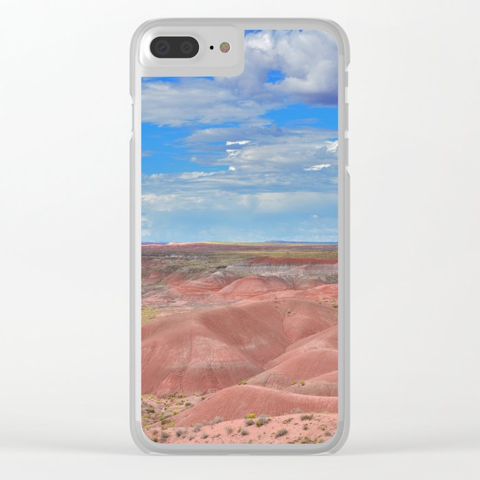 Petrified Forest National Park Clear iPhone Case