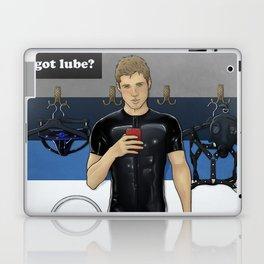 Skin Tight Shopping Spree Laptop & iPad Skin