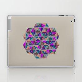 GEOMETRIC MEDALLION Laptop & iPad Skin
