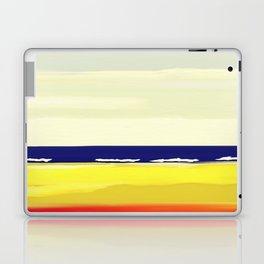 Haifa Israel Mediterranean Beach Laptop & iPad Skin