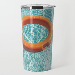 Swimming Pool III Travel Mug