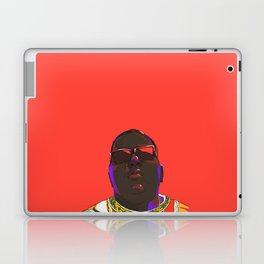 Biggie Smalls Laptop & iPad Skin