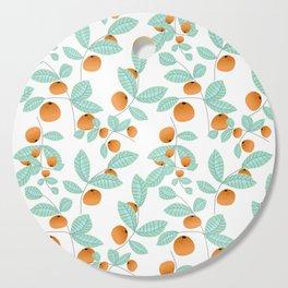Orange Grove #society6 #buyart #decor Cutting Board
