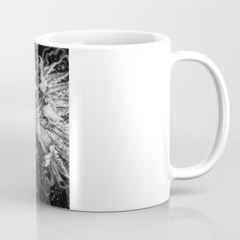 Flowering - Untitled Face III Coffee Mug