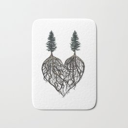 The Way I Love You (album cover for Corey Lewin) Bath Mat