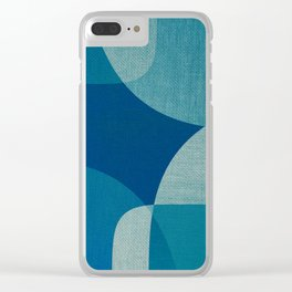 Confluence Clear iPhone Case