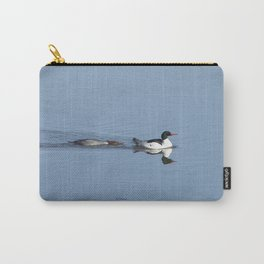 Mergansers on the Kenai Carry-All Pouch