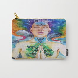 I Will Rise Carry-All Pouch