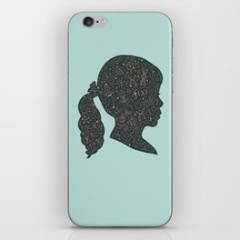 In a Science State of Mind 2 iPhone Skin